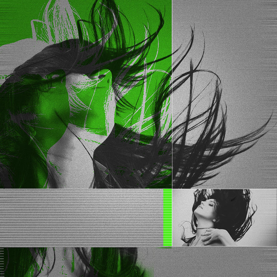 Digital Art - Climax by Naxart Studio