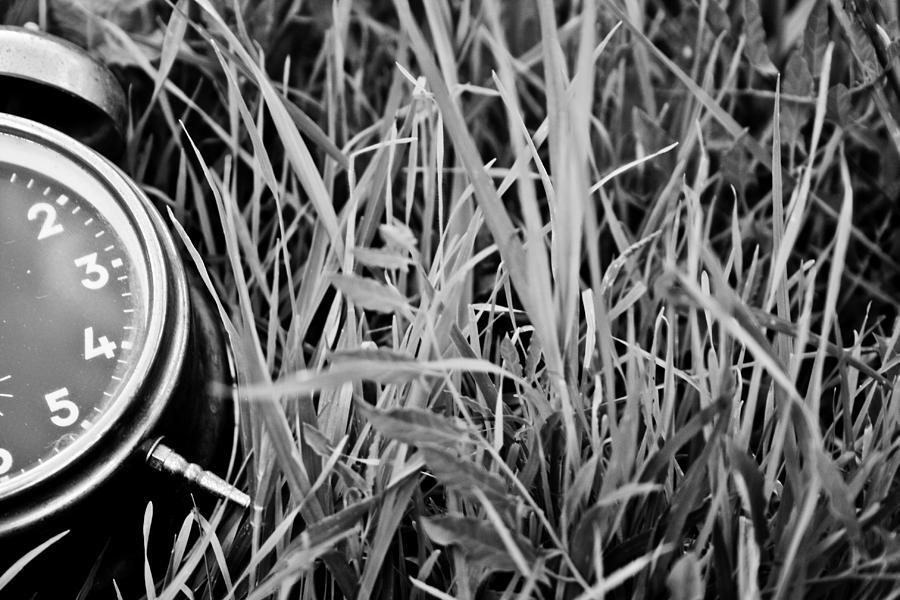 Clock Photograph - Clocks Away by Georgia Fowler