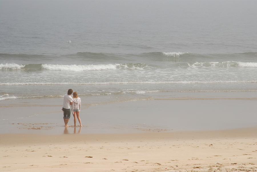 Close To You Photograph - Close To You - Jersey Shore by Angie Tirado