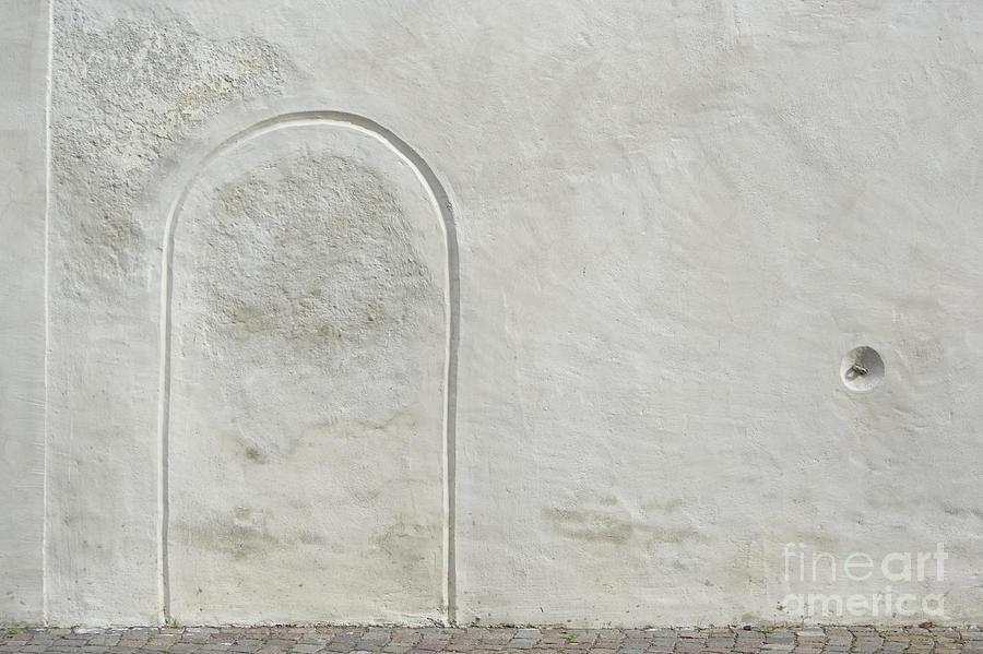 Alto Adige Photograph - Closed by Alex Rowbotham