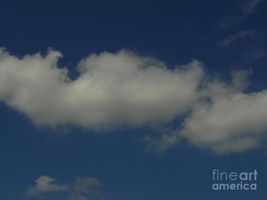 Cloud 005 Photograph by Lyle Bonn
