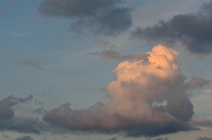 Cloud Photograph - Cloud by Michael Goyberg