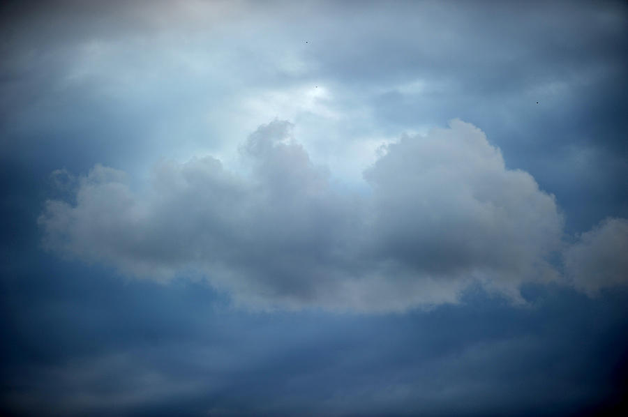 Clouds Photograph - Clouds by Frank DiGiovanni