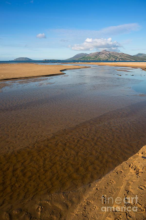 Coast Photograph - Coastal View Ireland by Andrew  Michael