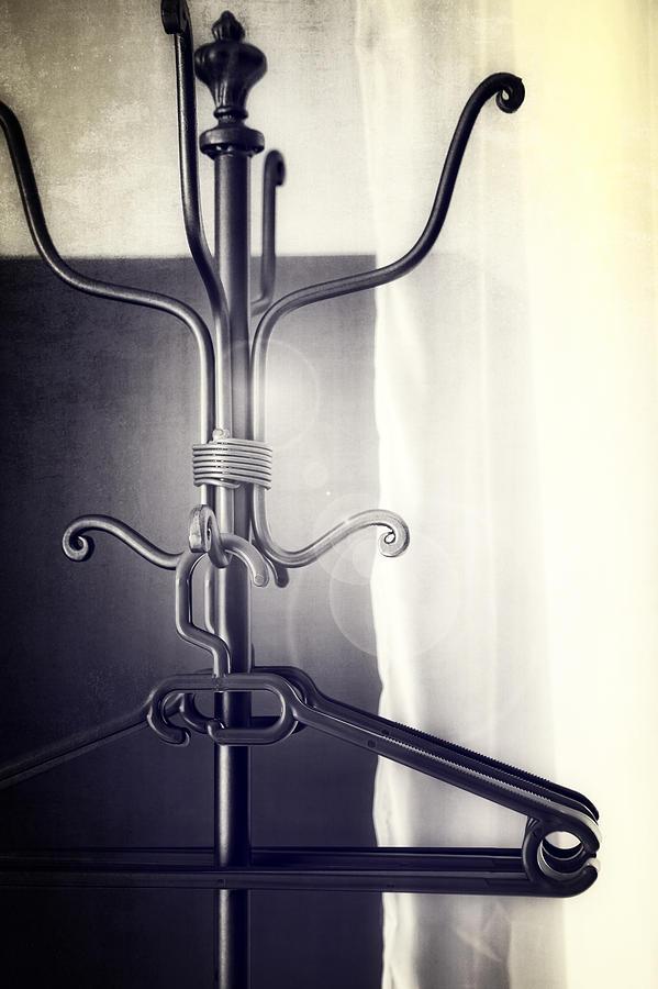 Coat Rack Photograph - Coat Rack by Joana Kruse