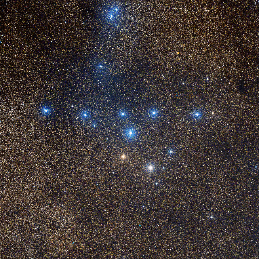 Asterism Photograph - Coathanger Star Cluster by Celestial Image Co.