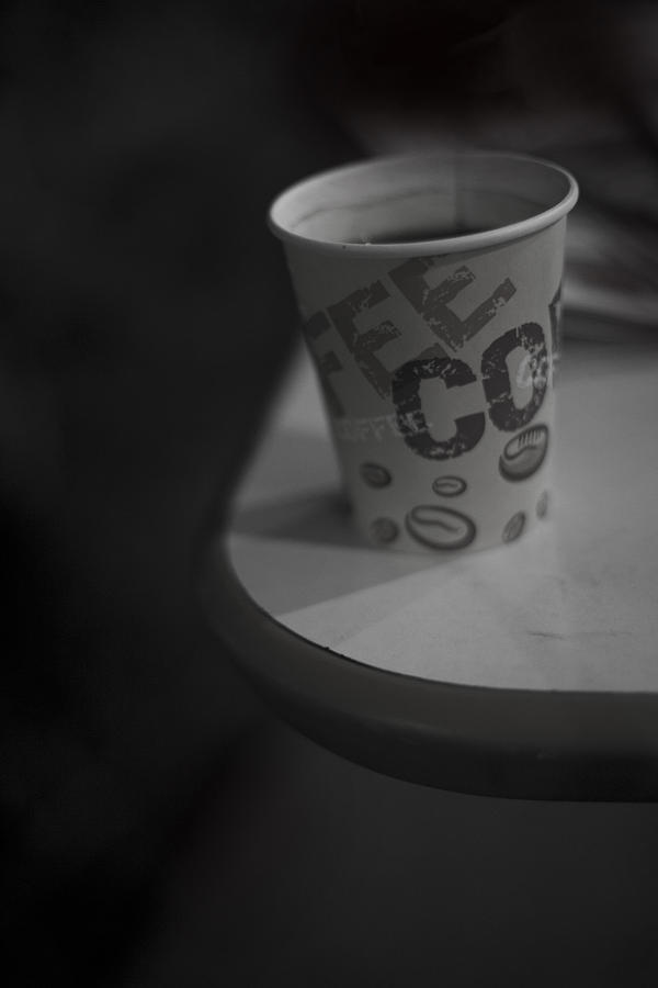 Coffee Photograph - Coffee To Go by Tal Richter