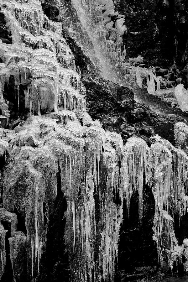 Ice Photograph - Cold as Ice by Daniel Carvalho