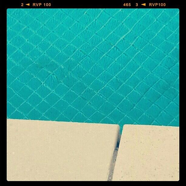 Water Photograph - Cold #water #blue #pool by A I