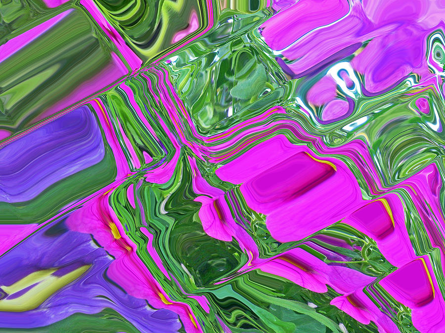 Abstract Photograph - Color Craze by Aimee L Maher Photography and Art Visit ALMGallerydotcom