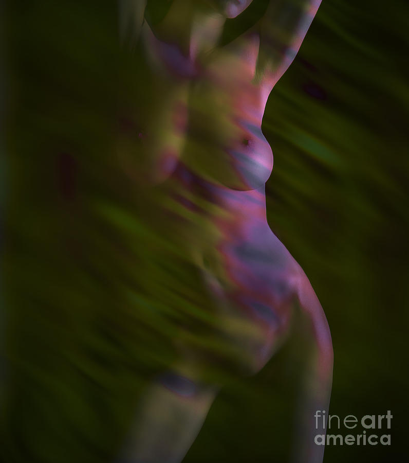 Art Nude Photograph - Color by Exposed Arts
