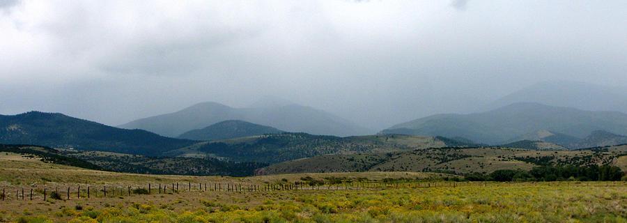 Colorado Photograph - Colorado Foothills by Daniel Dodd
