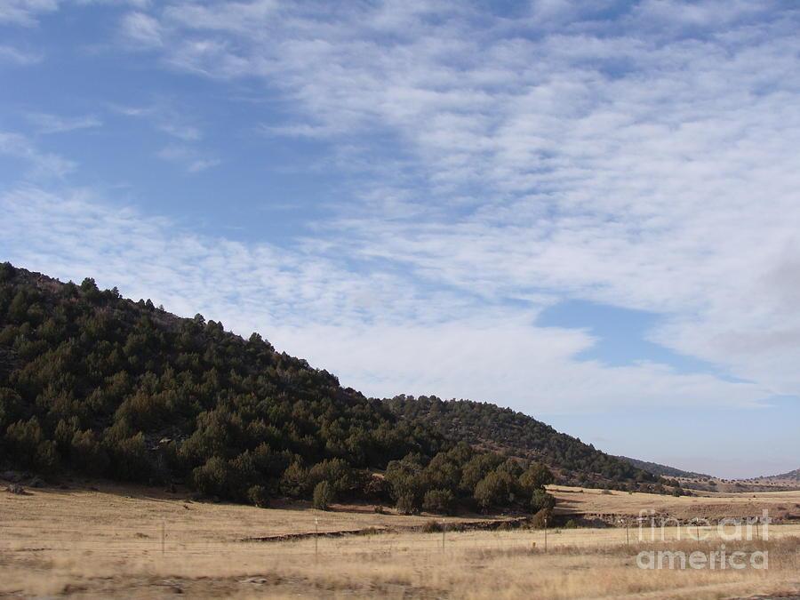 Gun Photograph - Colorado Outlands by Jack Norton