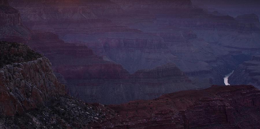 National Park Photograph - Colorado River At The Grand Canyon by Andrew Soundarajan
