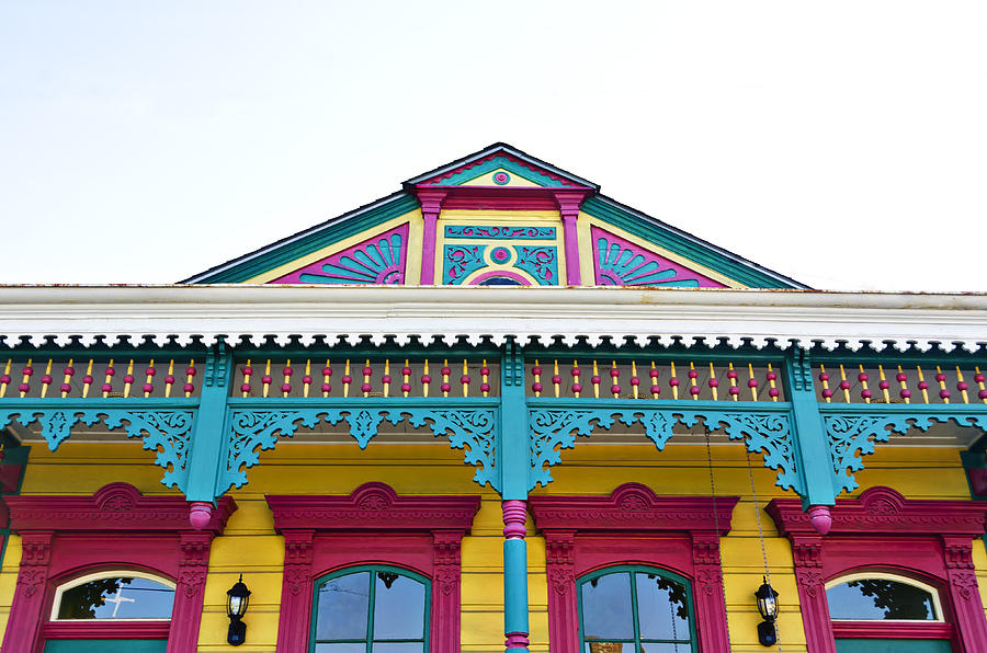 Colorful House colorful house photographray laskowitz