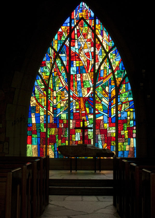Church Stained Glass Windows Name