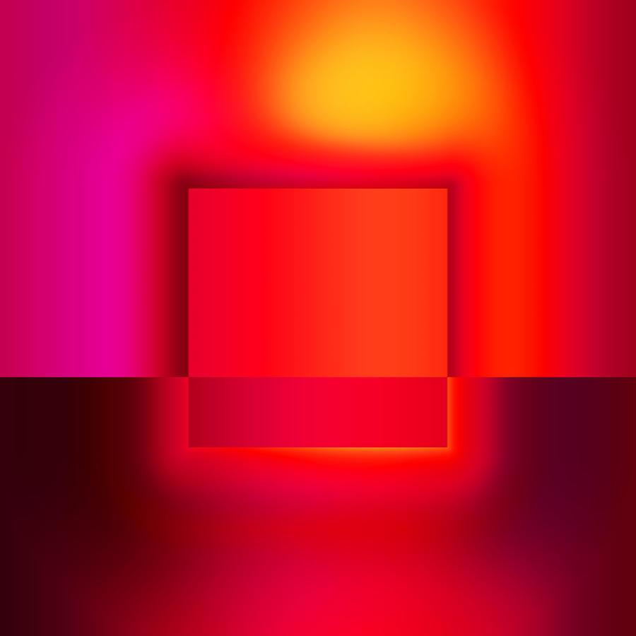 Avantgarde Digital Art - Colors 2.4 by Li   van Saathoff