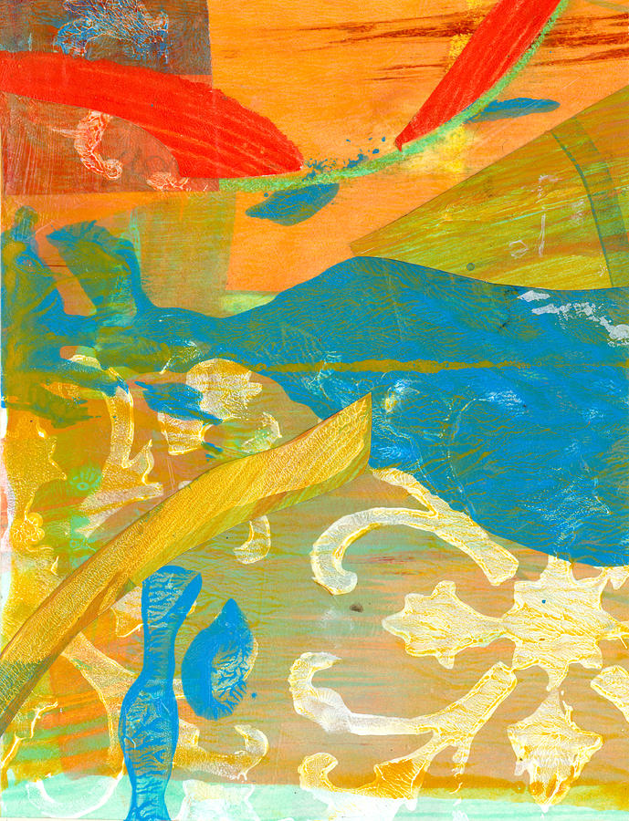 Rainbow Painting - Colors by Alexandra Sheldon
