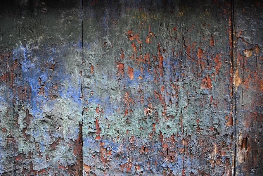 Blue Photograph - Colors by