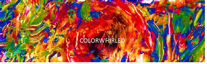 Art Digital Art - Colorwhirled by Dan Cope