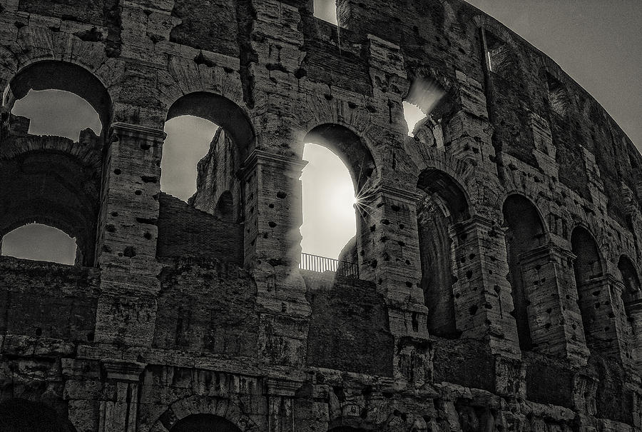 500px Photograph - Colosseum by Michael Avory