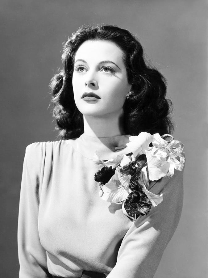1940s Movies Photograph - Come Live With Me, Hedy Lamarr, 1941 by Everett