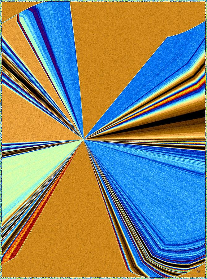 Abstract Digital Art - Conceptual 19 by Will Borden