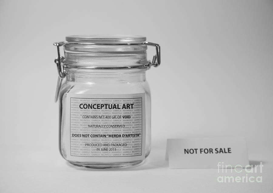 Conceptual Photograph - Conceptual Art by Gabriela Insuratelu