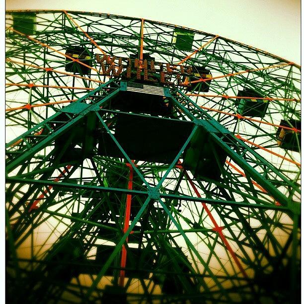Coney Island Photograph by Fireblue Venus