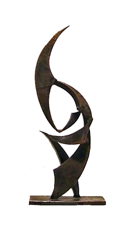 Sculpture Sculpture - Conflict  by John Neumann