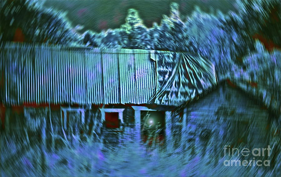 Confusion Photograph - Confusion by Gwyn Newcombe