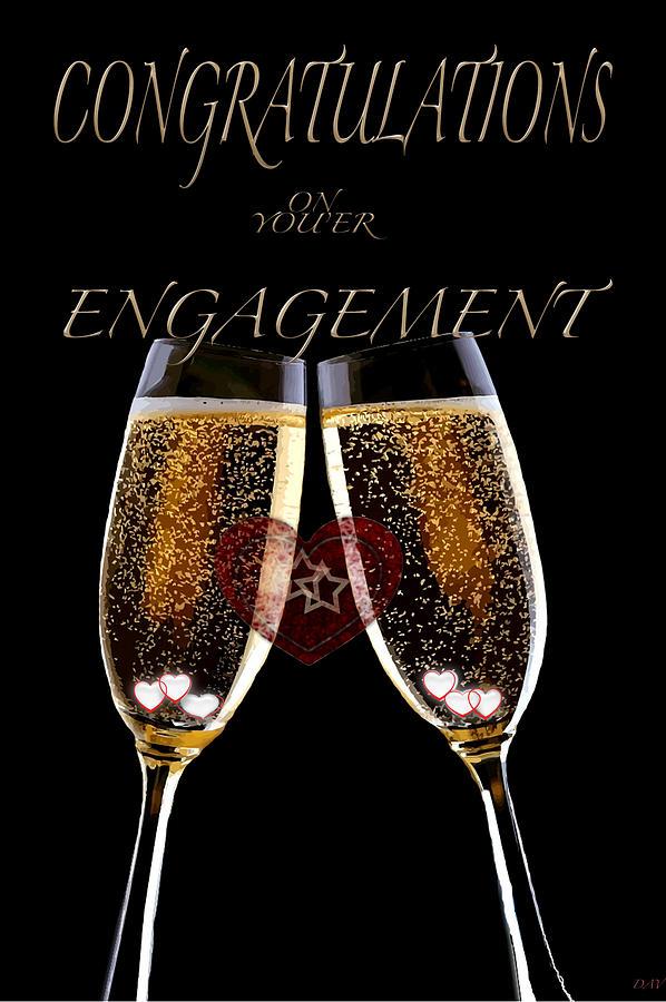 Открытки помолвки