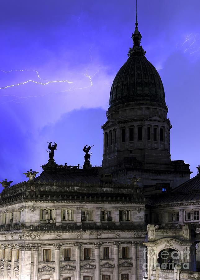Congreso Lighting 4 by Balanced Art