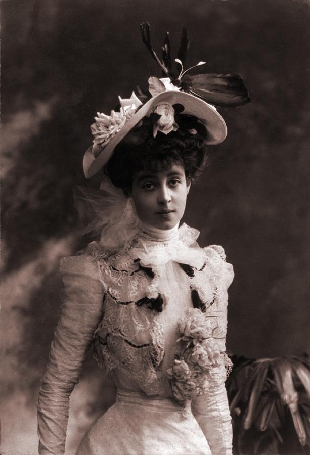 History Photograph - Consuelo Vanderbilt 1877-1964 by Everett
