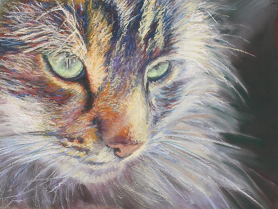 Contemplation Painting by Sue Linton