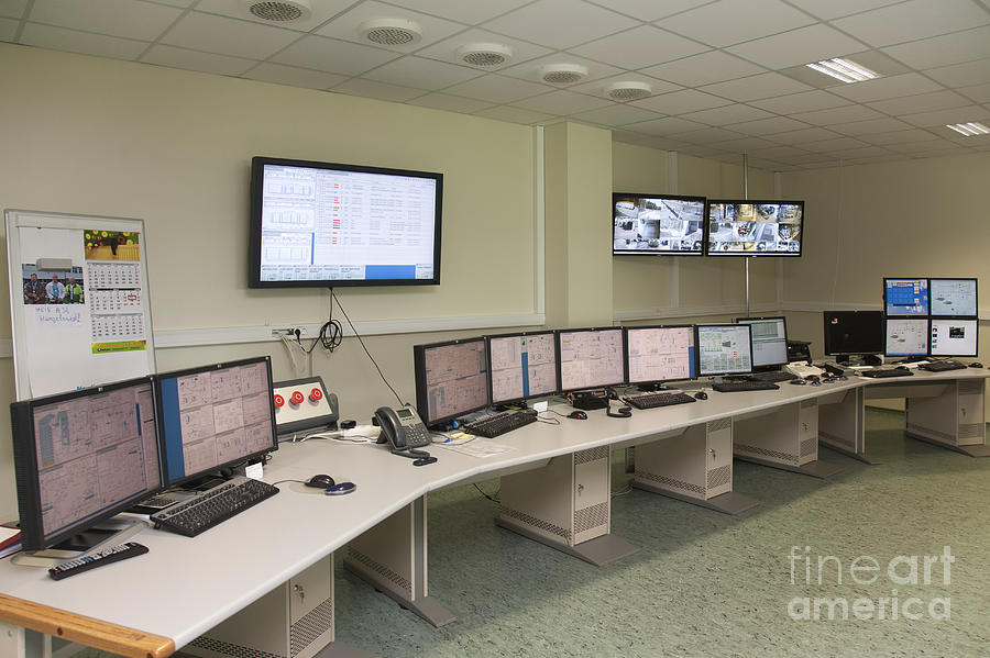Activity Photograph - Control Center by Jaak Nilson
