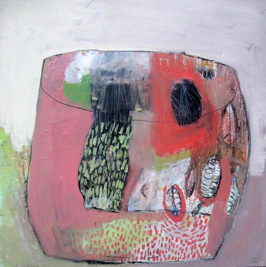 Terrarium Painting - Conversation by Brooke Wandall