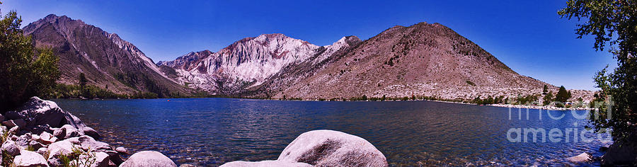 Convict Lake by Gary Brandes