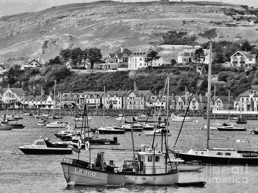 Wales Photograph - Conway Bay 2 by Graham Taylor