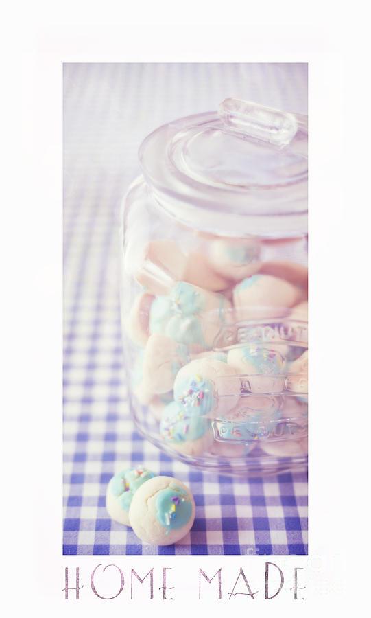 Cookies Photograph - Cookie Jar by Priska Wettstein