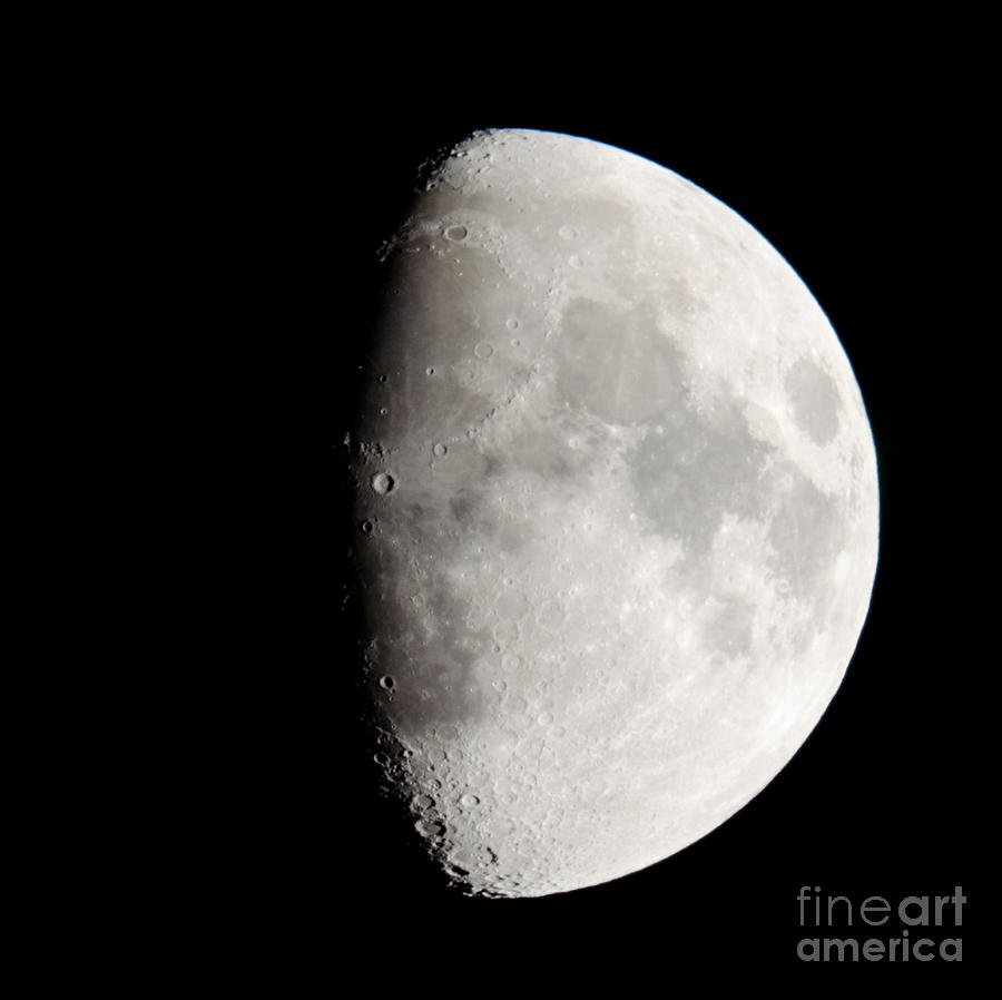 Copernicus Sq In Oceanus Procellarum The Monarch Of The Moon Photograph