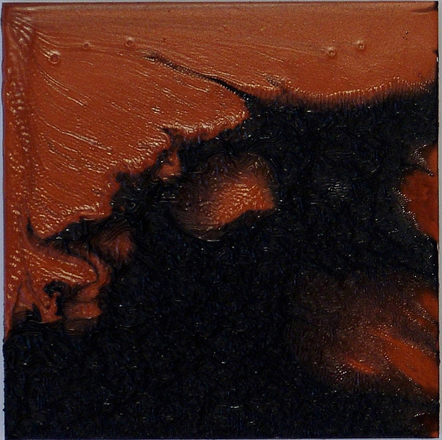 Copper 2 Painting by Ric Washington