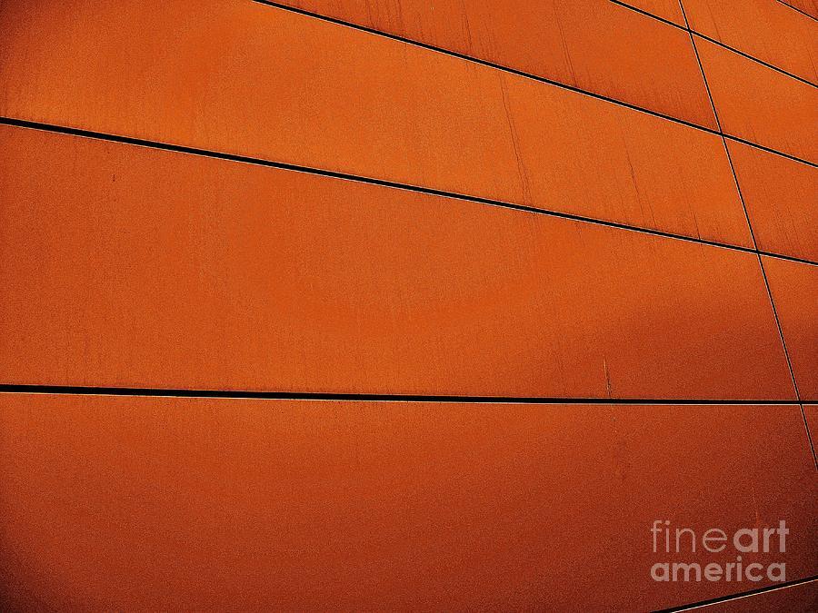 Photo Photograph - Copper Edge by Marsha Heiken