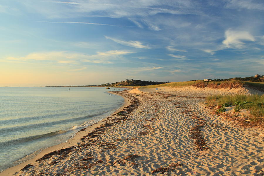 Corn Hill Beach Cape Cod Truro Photograph By John Burk