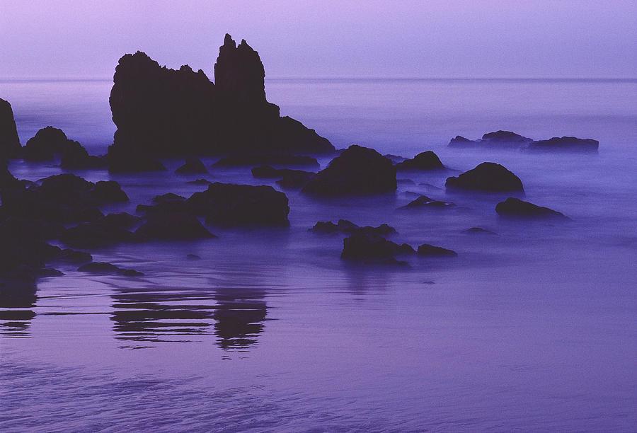 Corona Del Mar Photograph - Corona Del Mar 5 by Mark Greenberg
