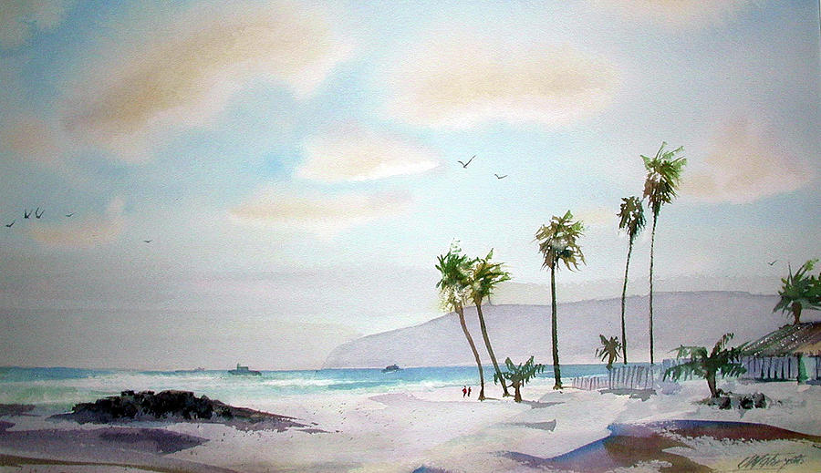 Coronado Afternoon by John Mabry