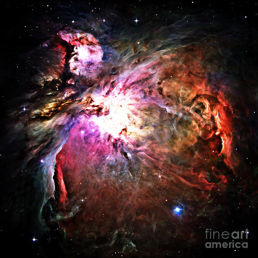 Cosmic Beauty Digital Art By The Digartist