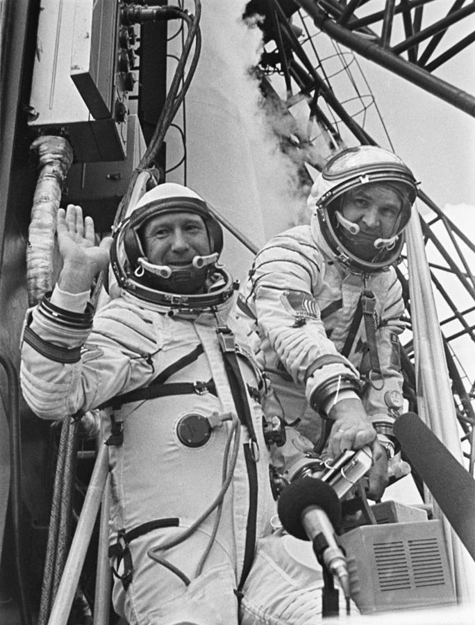 Image result for Aleksey Leonov