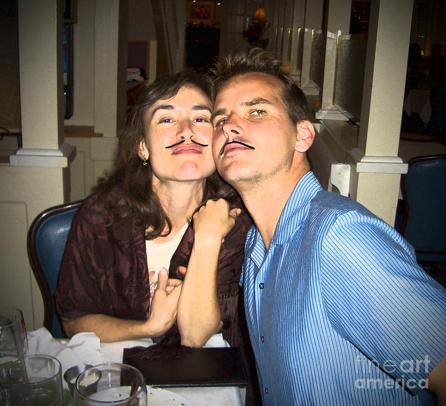 Couples Photograph - Couples by Leslie Hunziker