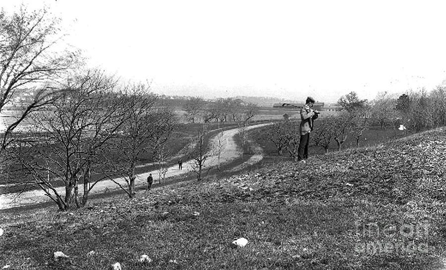 Winthrop Photograph - Court Road 1896 by Extrospection Art